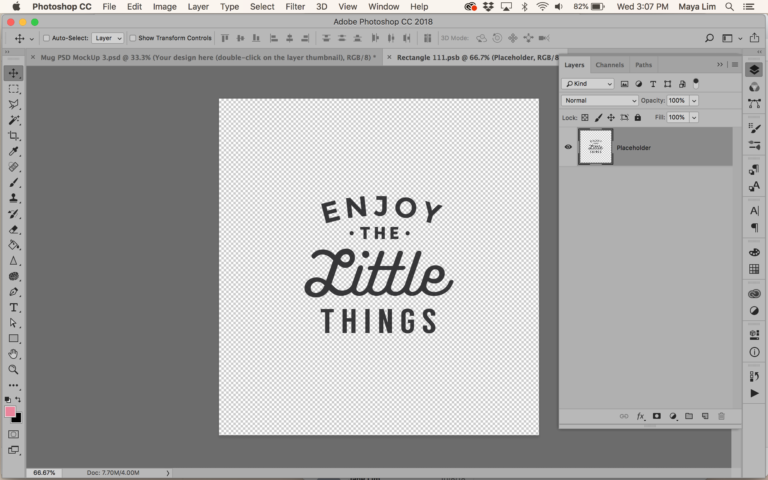 How to Use Photoshop Mockups: Five Simple Steps